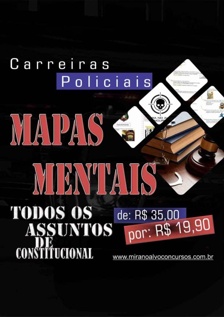 Direito Constitucional - Mapas Mentais 1