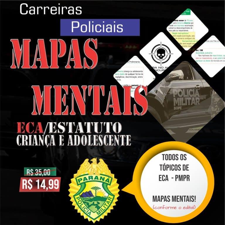 ECA - MAPAS MENTAIS 1