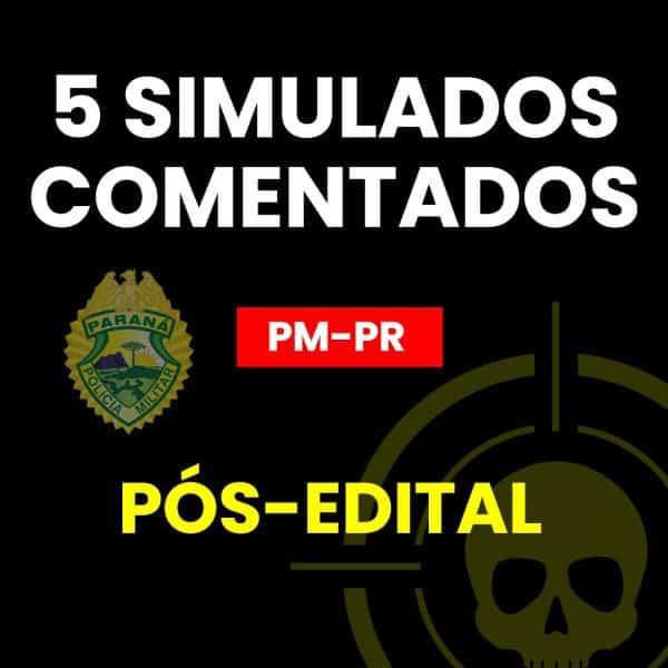 5 Simulados PMPR 1