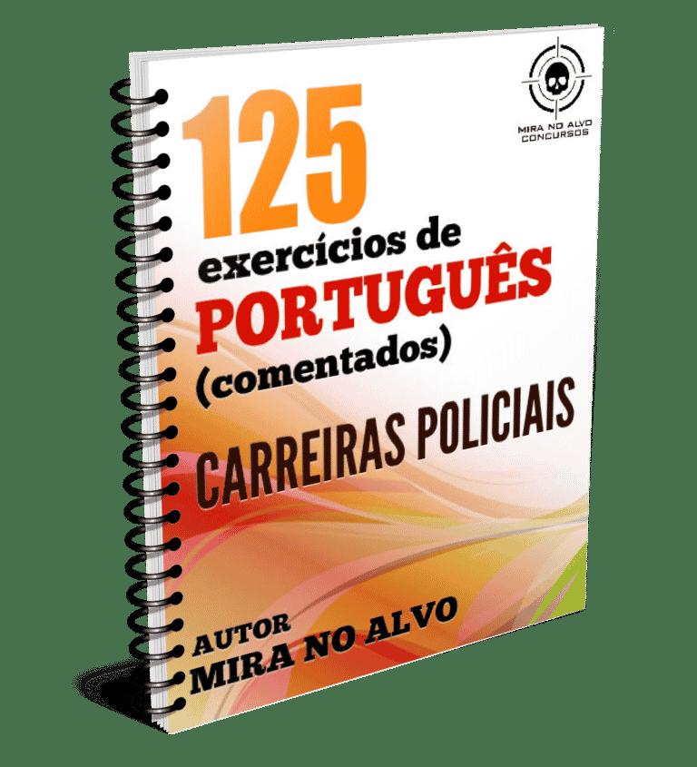 Português - 125 questões COMENTADAS 1