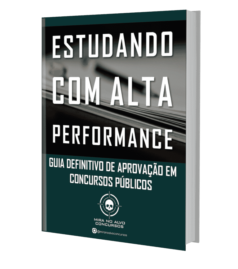 Guia Definitivo de Aprovação em Concursos Públicos - Estudando com Alta Performance 1