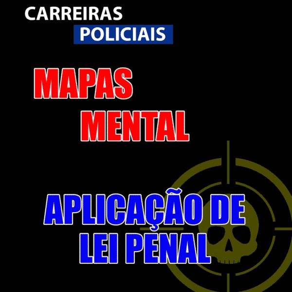 Mapa Mental Gratuito Aplicação da Lei Penal 1