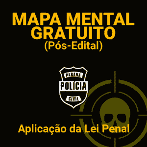 Mapa Mental Gratuito Aplicação da Lei Penal