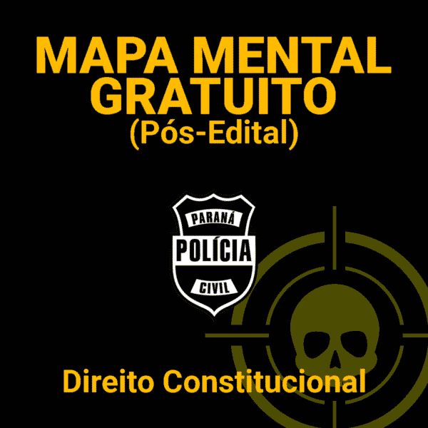 Mapa Mental Gratuito Direito Constitucional 1