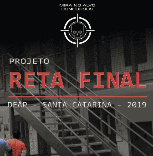 Projeto Reta Final 01 - DEAP SC 2019 (grátis) 1